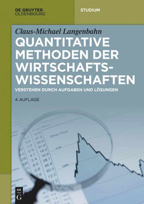 Quantitative Methoden der Wirtschaftswissenschaften als Buch