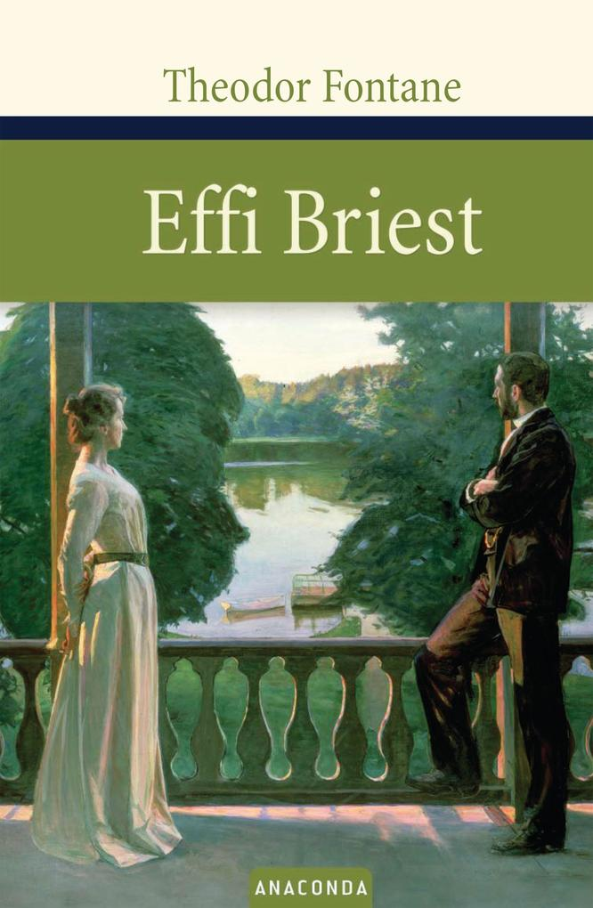 Effi Briest als Buch (gebunden)