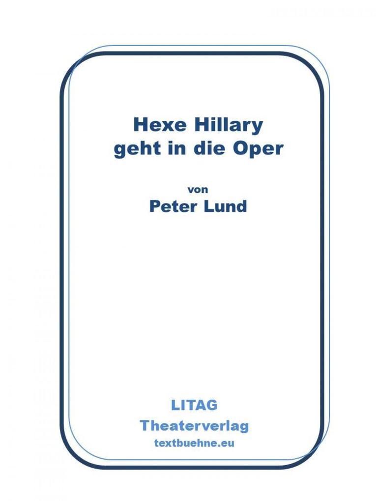 Hexe Hillary geht in die Oper als eBook epub