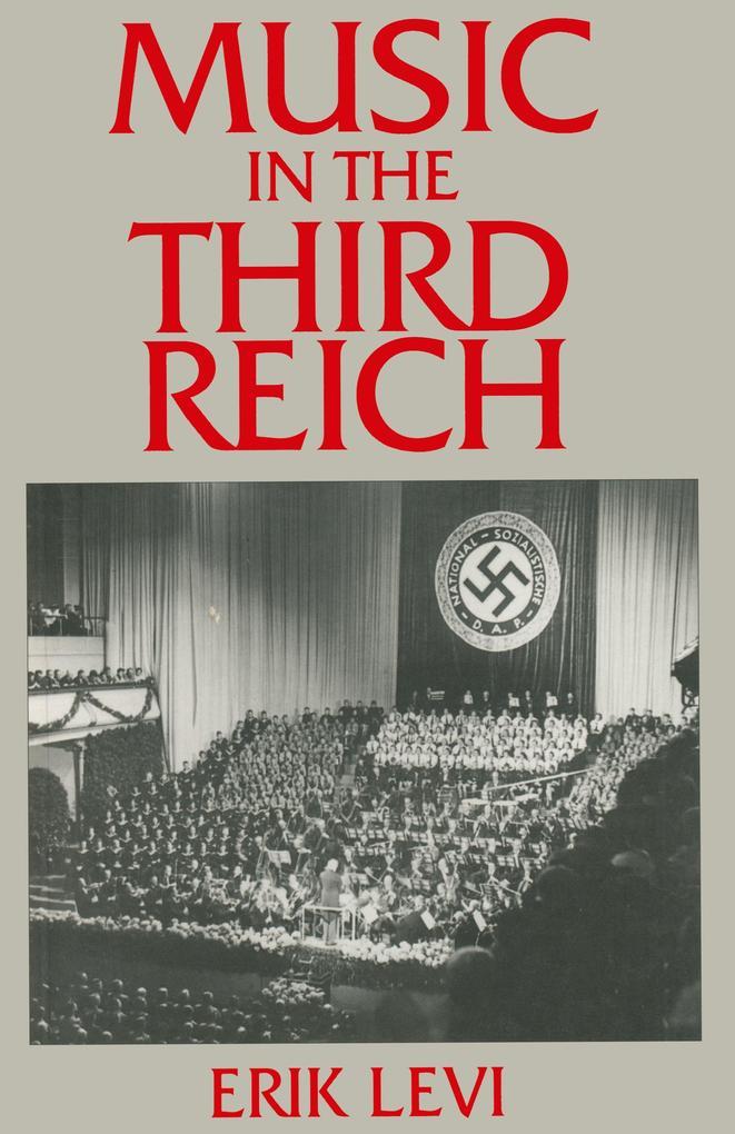 Music in the Third Reich als Taschenbuch