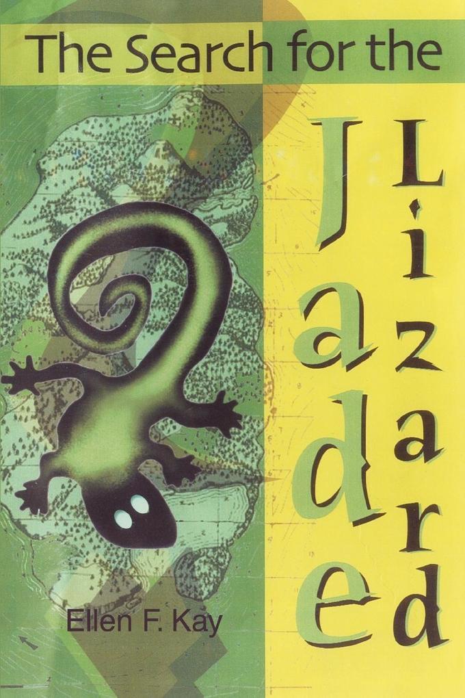 The Search for the Jade Lizard als Taschenbuch