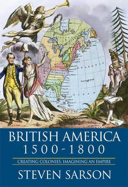 British America 1500-1800 als Buch (kartoniert)