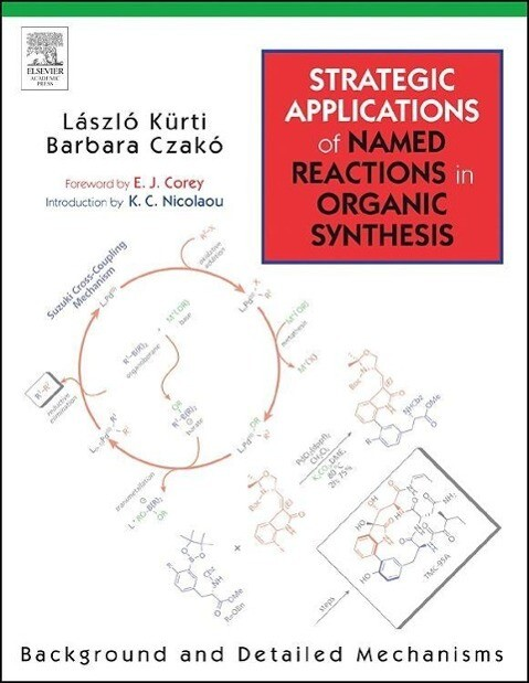 Strategic Applications of Named Reactions in Organic Synthesis als Buch (kartoniert)
