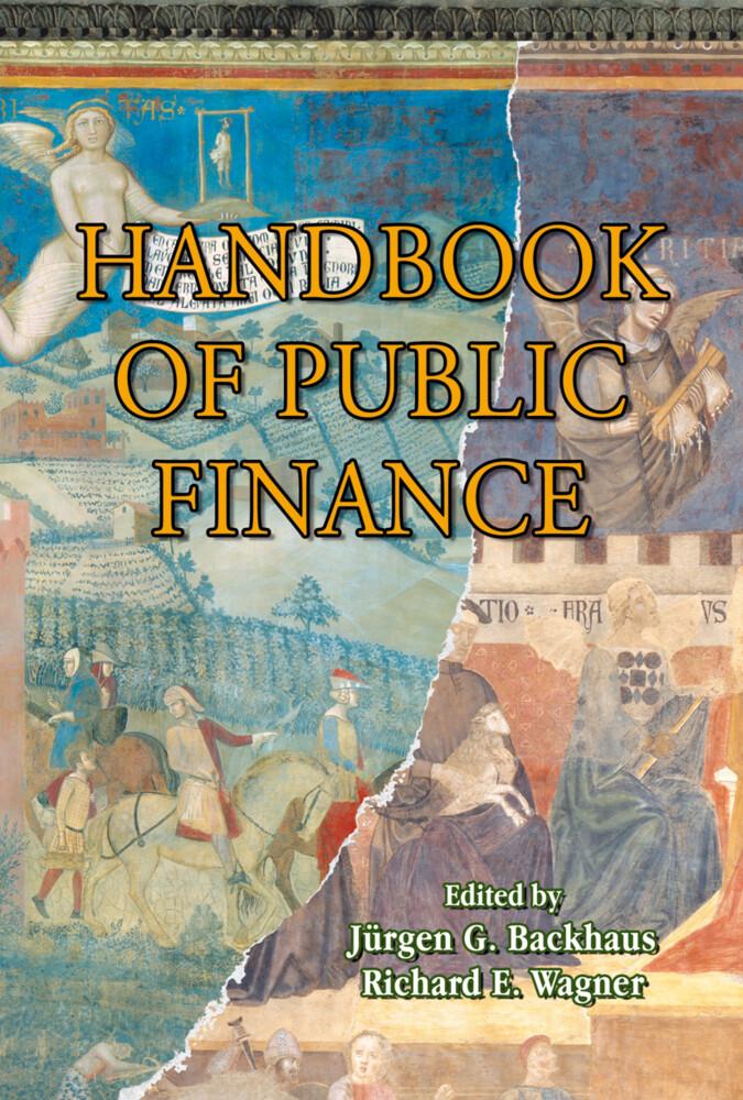 Handbook of Public Finance als Buch (gebunden)
