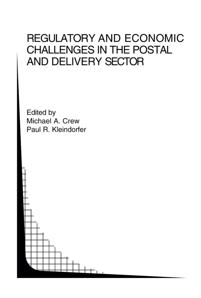 Regulatory and Economic Challenges in the Postal and Delivery Sector als Buch (gebunden)