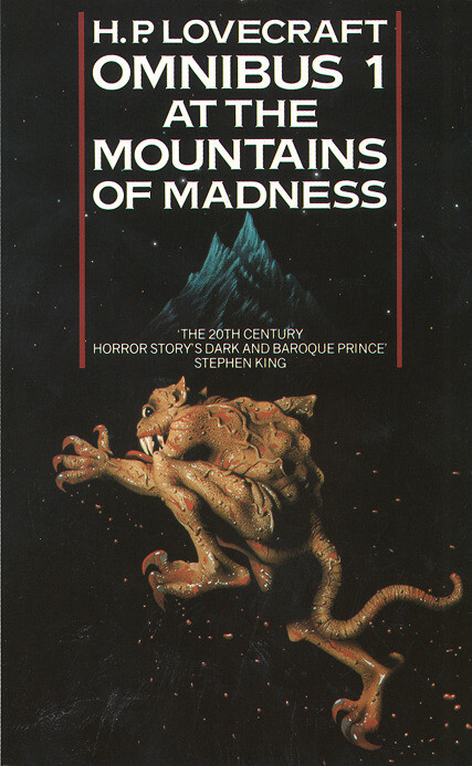 The H. P. Lovecraft Omnibus 1. At the Mountains of Madness and other Novels of Terror als Taschenbuch
