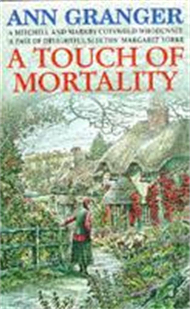 A Touch of Mortality (Mitchell & Markby 9) als Taschenbuch