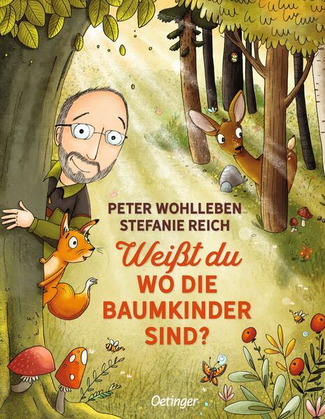 Weißt du, wo die Baumkinder sind? als Buch