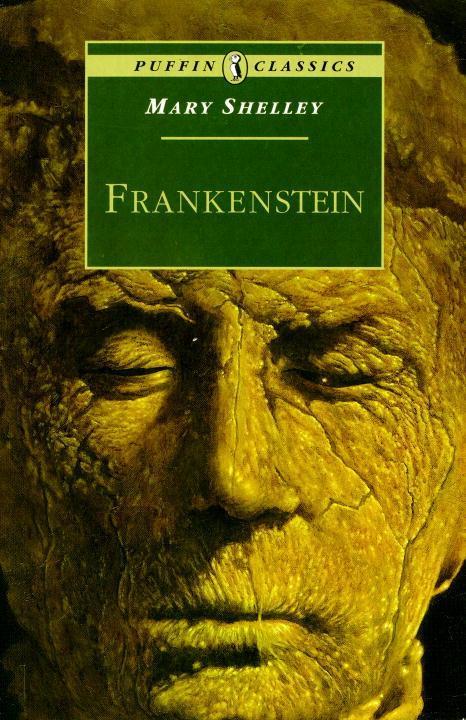 Frankenstein als Buch (kartoniert)