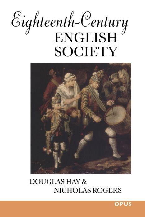 Eighteenth-Century English Society als Buch (gebunden)