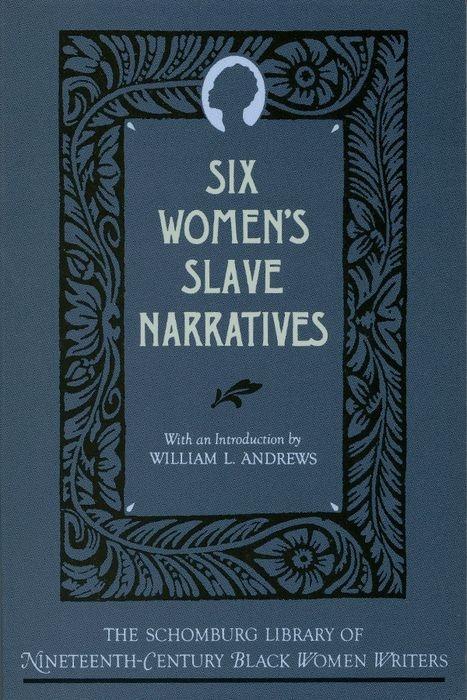 Six Women's Slave Narratives als Buch (kartoniert)