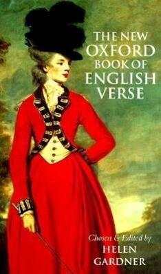 The New Oxford Book of English Verse, 1250-1950 als Buch (gebunden)