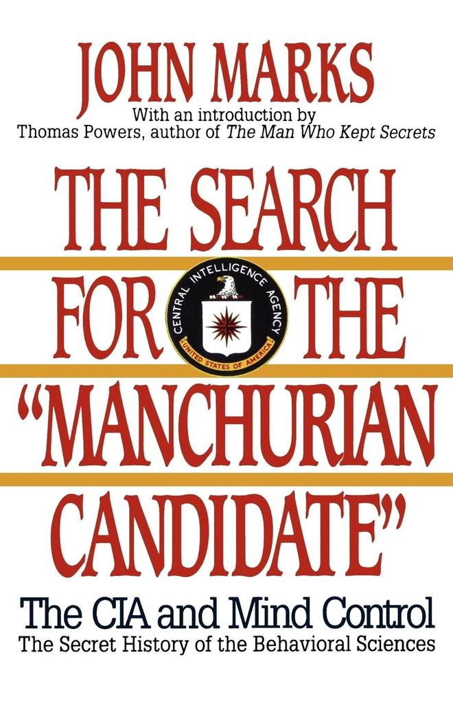 """The Search for the """"Manchurian Candidate"""" als Buch (kartoniert)"""