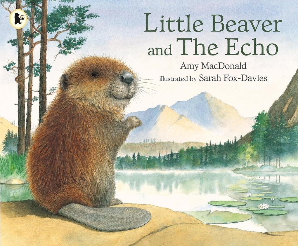 Little Beaver and the Echo als Taschenbuch
