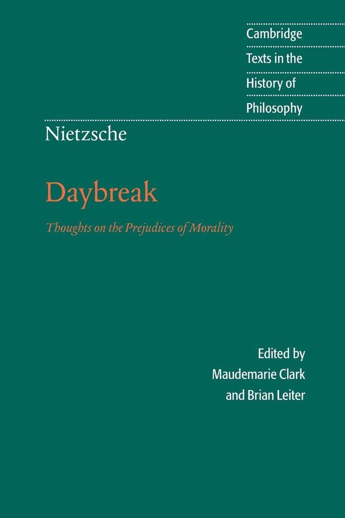 Nietzsche: Daybreak als Buch (gebunden)