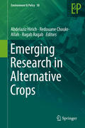 Emerging Research in Alternative Crops