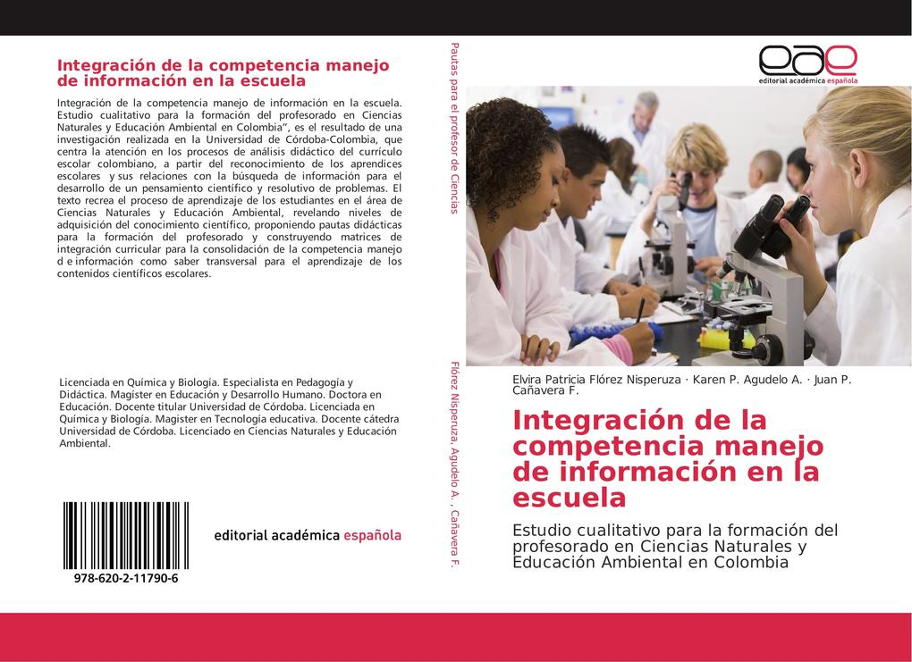 Integración de la competencia manejo de información en la escuela als Buch (kartoniert)
