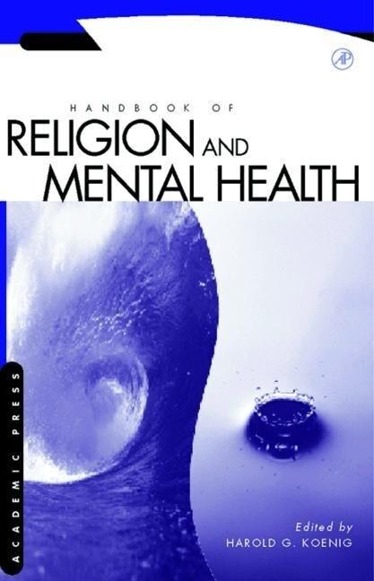 Handbook of Religion and Mental Health als Buch (gebunden)