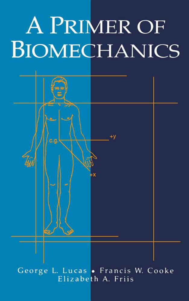 A Primer of Biomechanics als Buch (kartoniert)