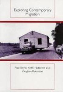 Exploring Contemporary Migration als Buch (kartoniert)