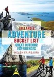 Ireland's Adventure Bucket List als Taschenbuch