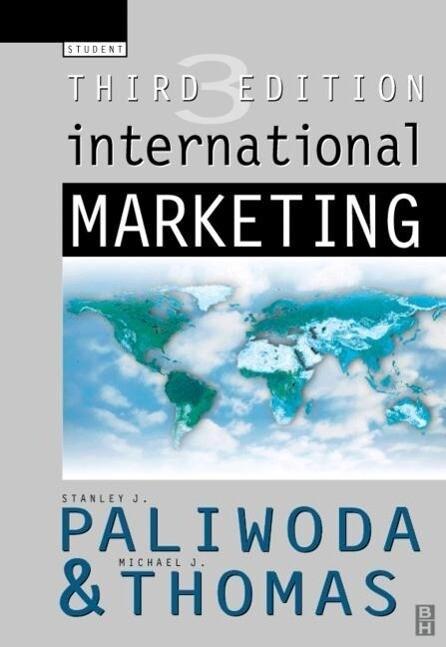 International Marketing als Buch (kartoniert)