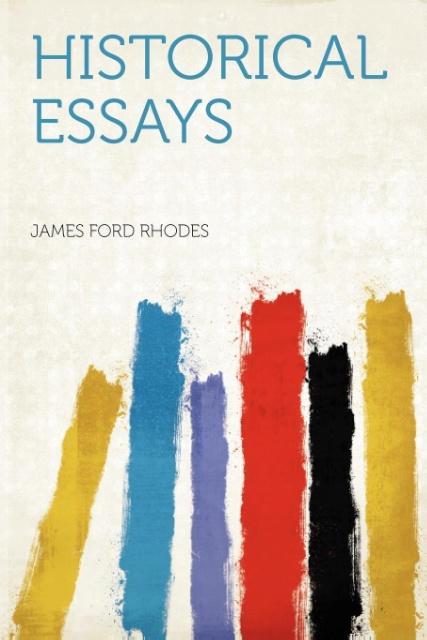 Historical Essays als Taschenbuch