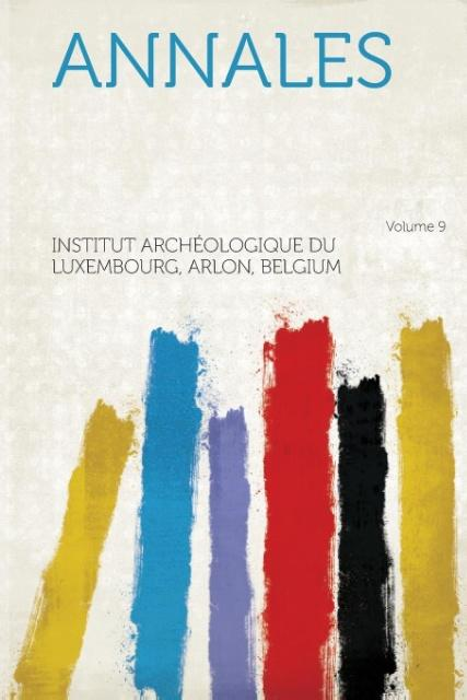 Annales Volume 9 als Taschenbuch