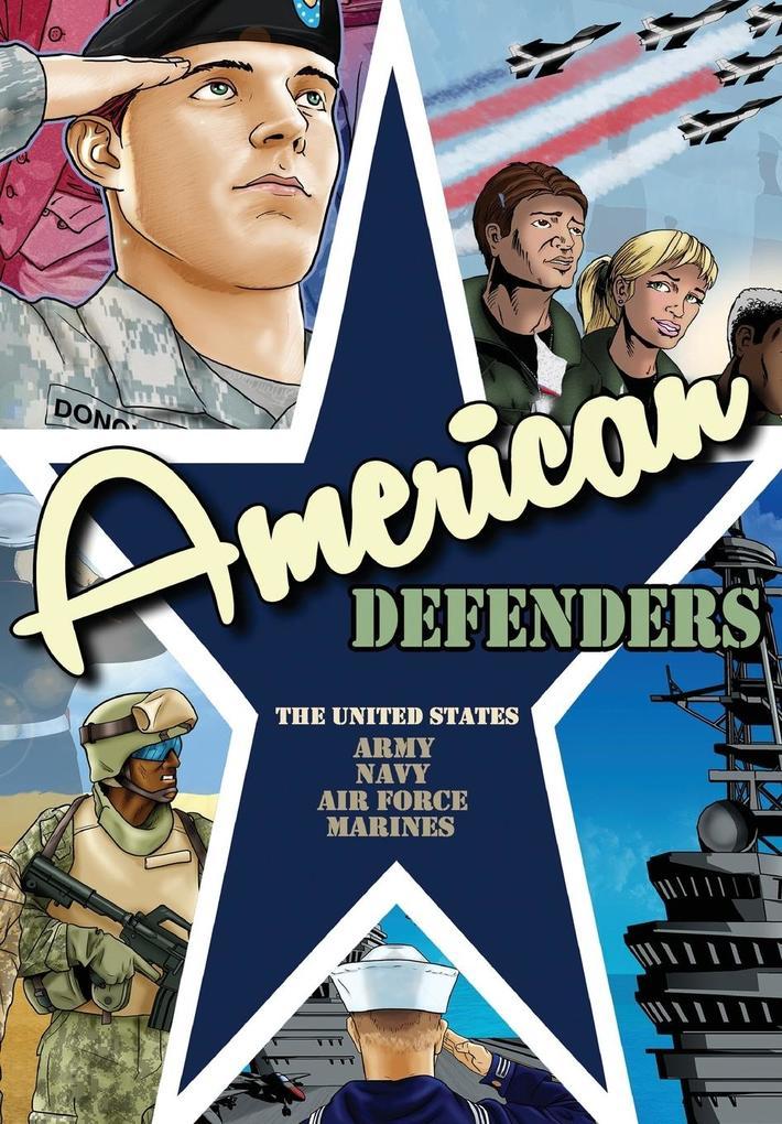 American Defenders als Taschenbuch