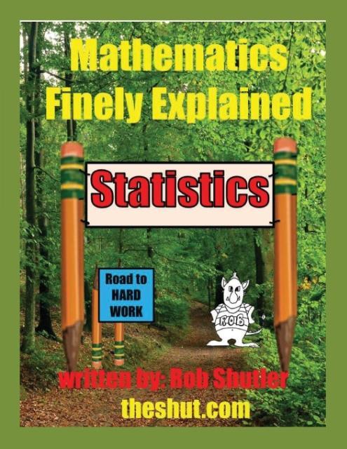 Mathematics Finely Explained - Statistics als Taschenbuch