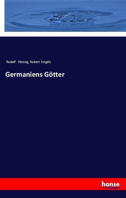 Germaniens Götter als Buch (kartoniert)