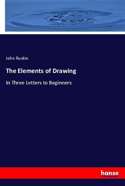 The Elements of Drawing als Buch (kartoniert)