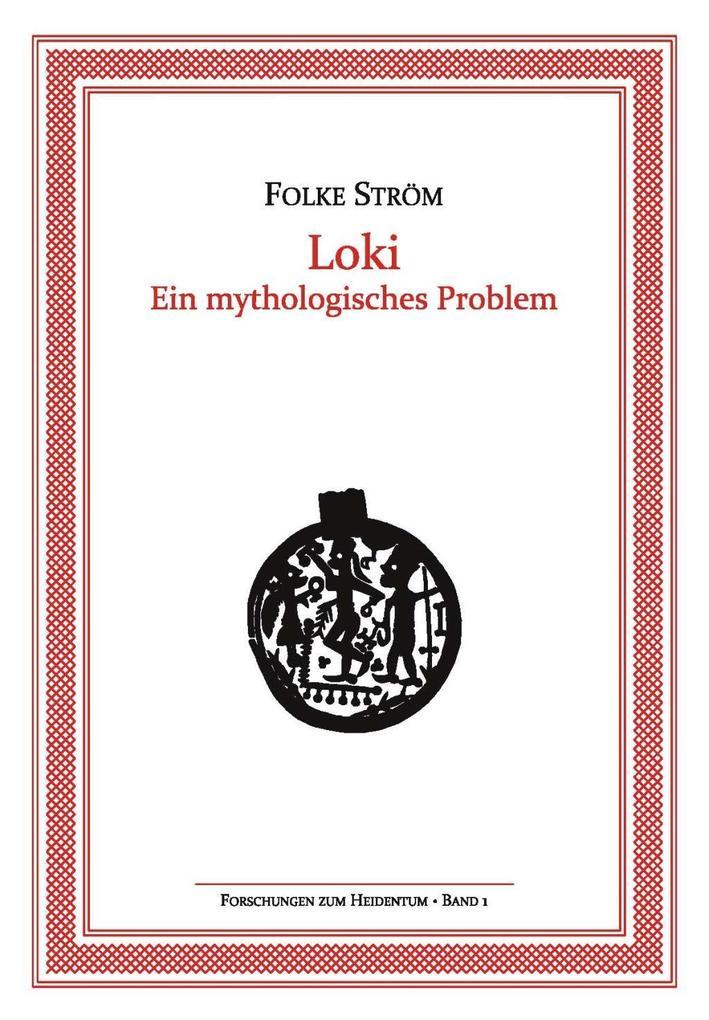 Loki - Ein mythologisches Problem als eBook pdf
