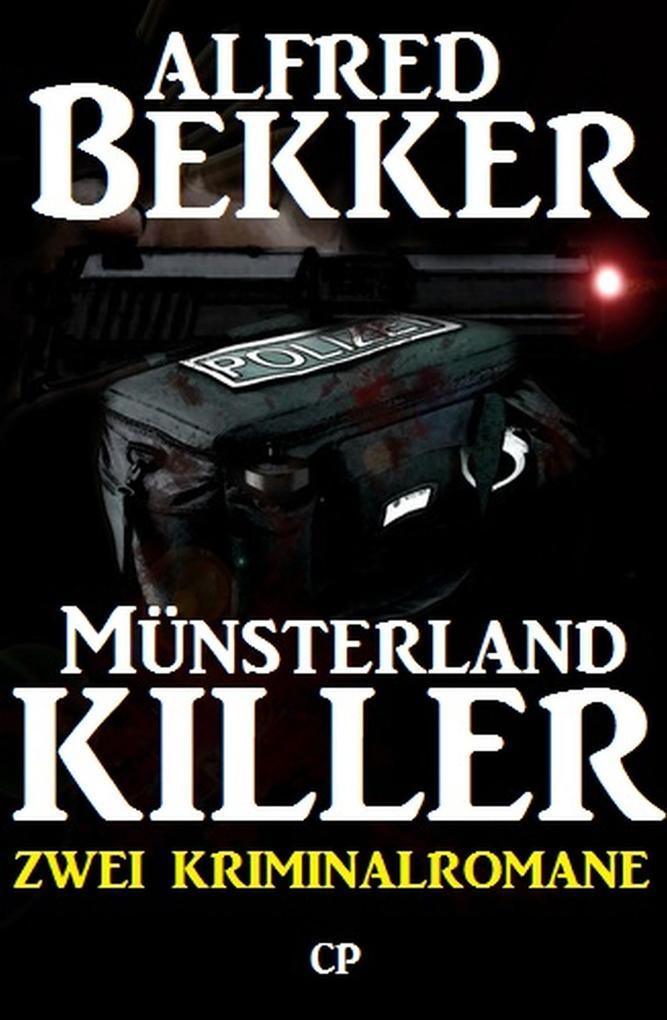 Münsterland-Killer: Zwei Kriminalromane als eBook epub