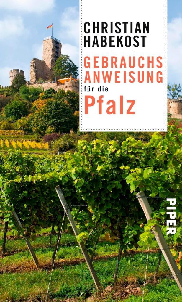 Gebrauchsanweisung für die Pfalz als eBook epub