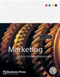 Marketing als Buch (kartoniert)