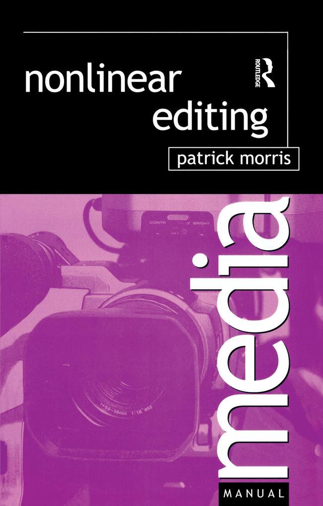 Nonlinear Editing als Buch (kartoniert)