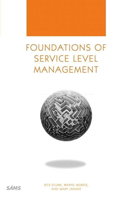 Foundations of Service Level Management als Buch (gebunden)