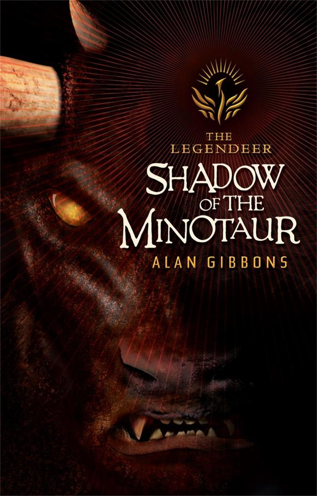The Legendeer: Shadow Of The Minotaur als Buch (gebunden)