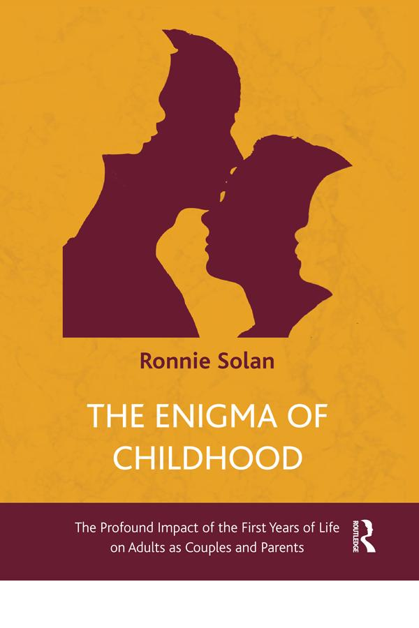 The Enigma of Childhood als eBook epub