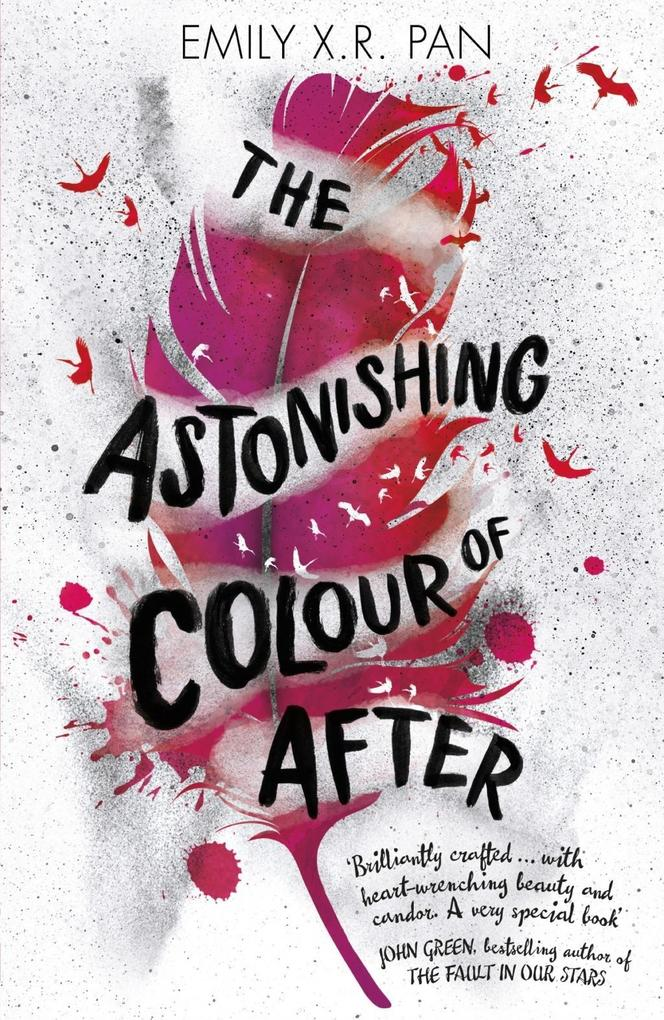 The Astonishing Colour of After als eBook epub
