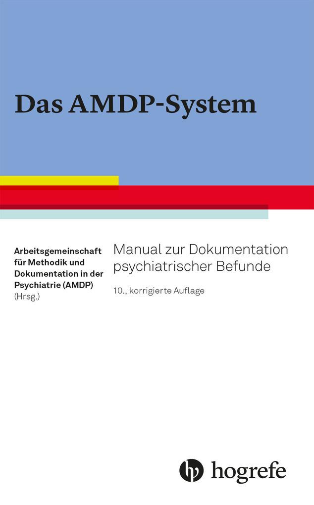 Das AMDP-System als eBook pdf
