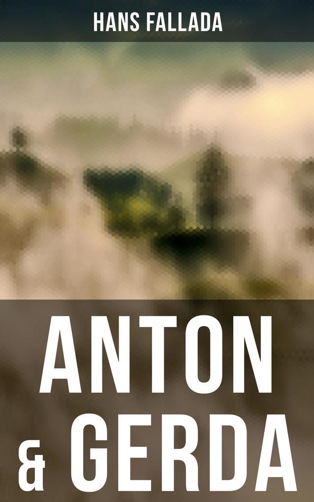 Anton & Gerda als eBook epub