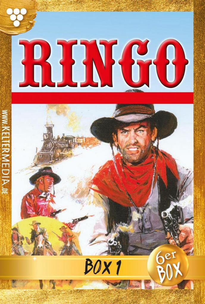 Ringo Jubiläumsbox 1 - Western als eBook epub