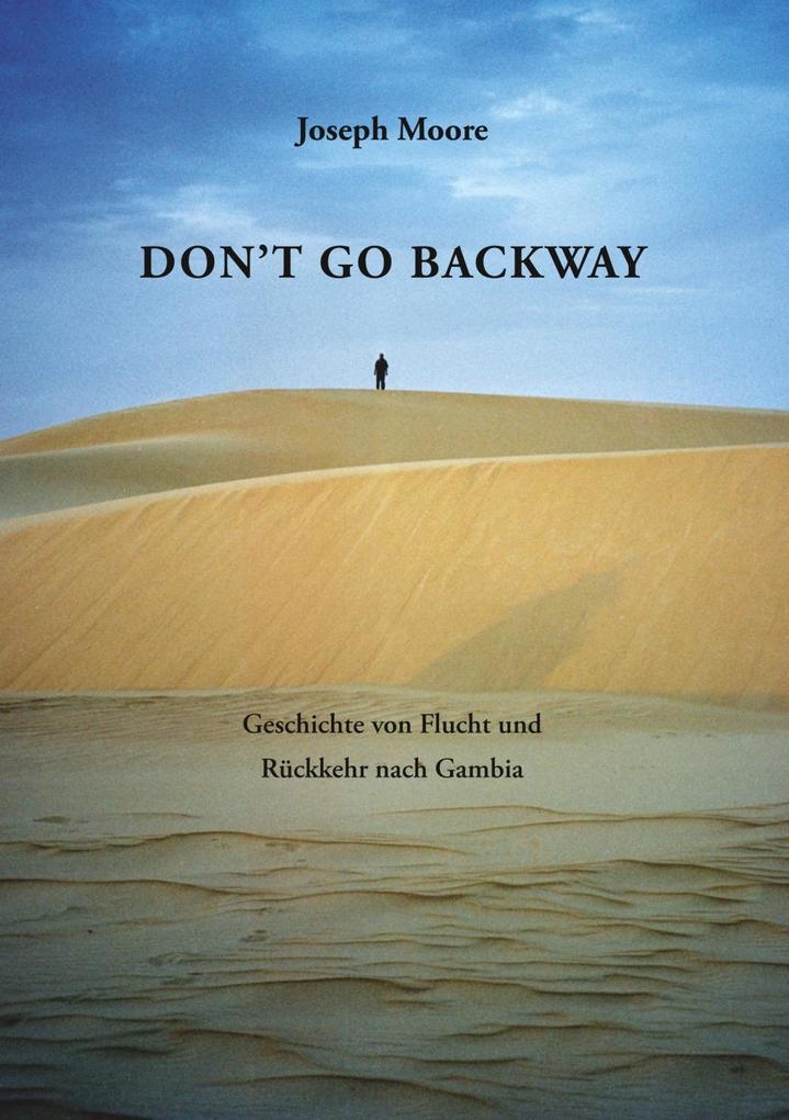 Don't go backway als eBook epub