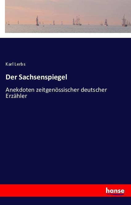 Der Sachsenspiegel als Buch (kartoniert)