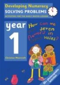 Solving Problems: Year 1 als Buch (kartoniert)
