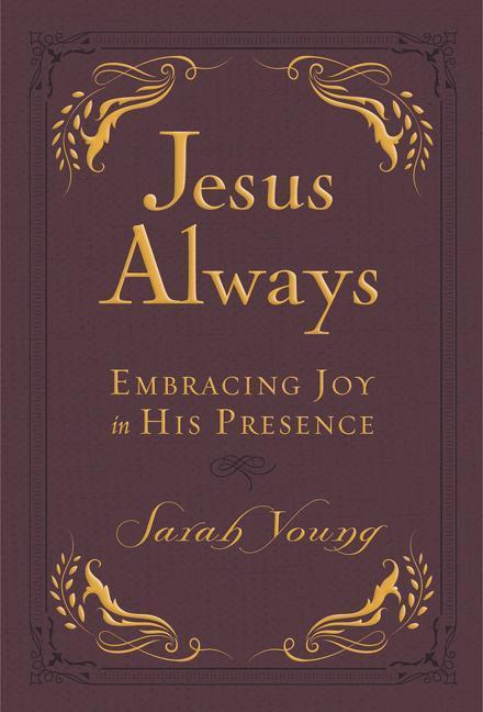 Jesus Always Small Deluxe als Buch (Ledereinband)