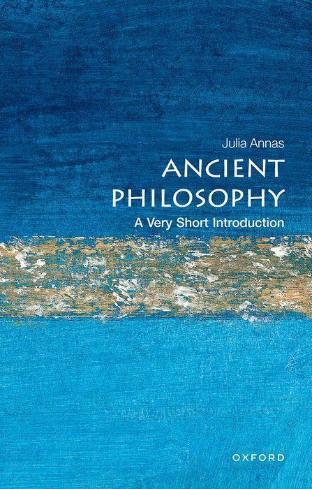 Ancient Philosophy: A Very Short Introduction als Buch (kartoniert)