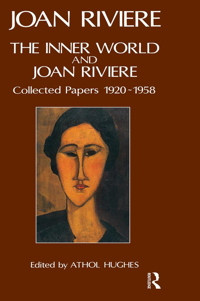 The Inner World and Joan Riviere als eBook epub